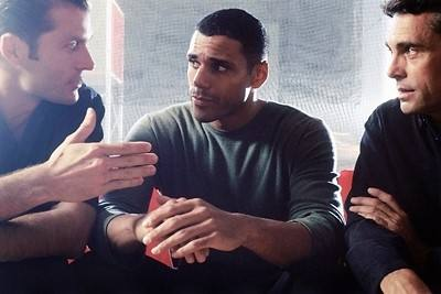 Gay Men's Addiction Recovery Group Meeting